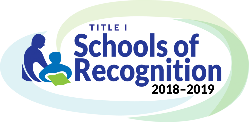 2019 Title I Schools of Recognition Announced