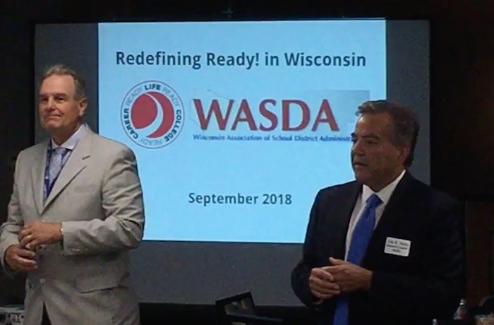 Jeff Dickert presentation at WASDA event.
